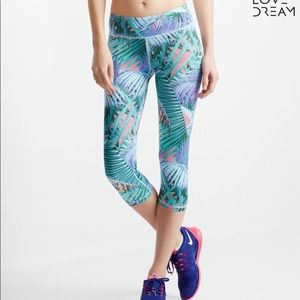 ✨3 for $25✨ Aeropostale Activewear Capri Leggings
